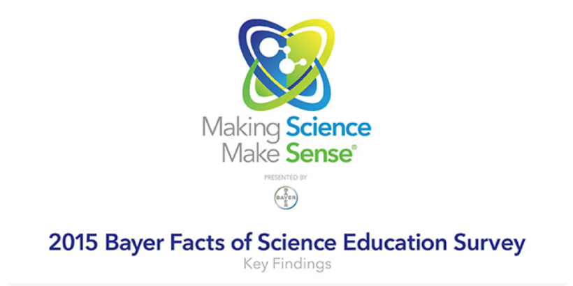 Bayer Survey Reveals Need to Improve Science Education in the U.S.