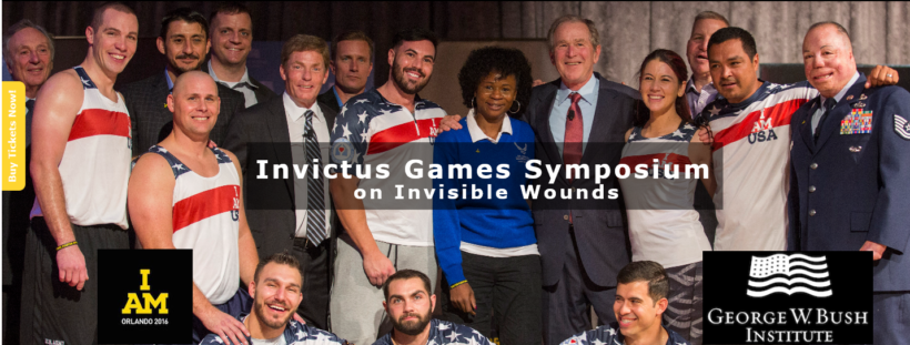 SSRS Attends 2016 Invictus Games Symposium