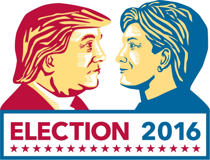New Poll Shows Tight Race Between Trump and Clinton