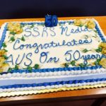 SSRS Celebrates AUS and 50 Years of Business