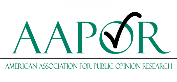 Executives chosen as candidates for AAPOR executive council