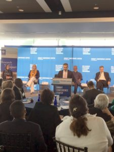 American Muslims at the Crossroads Panel