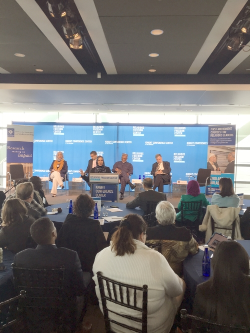 American Muslims at the Crossroads Panel 2017