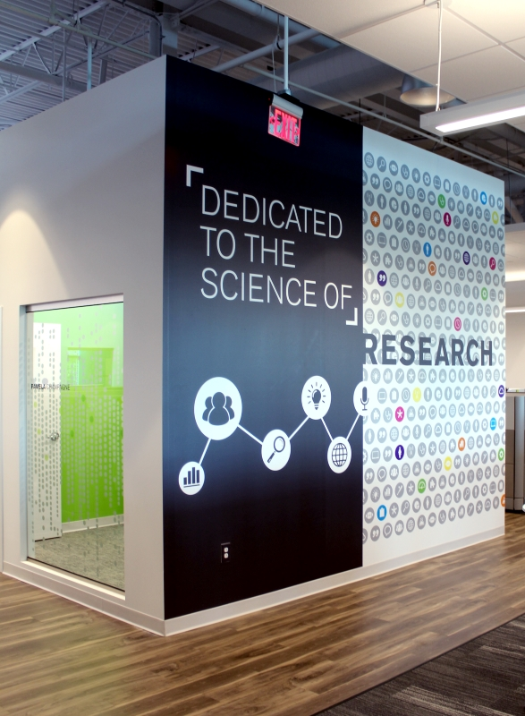 Vibrant New Office in Glen Mills Inspires SSRS's Market Research