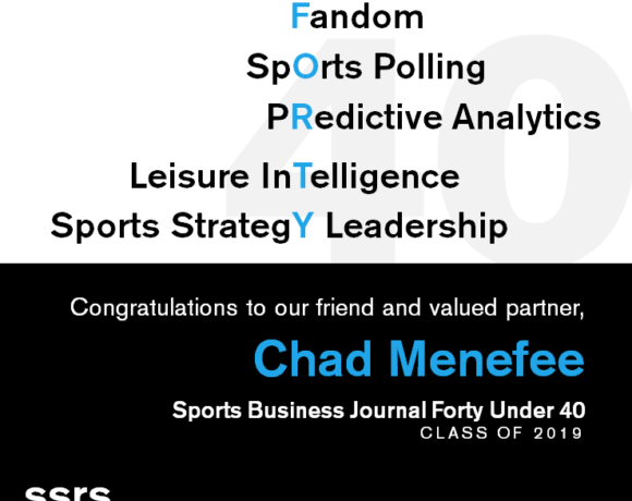 Sports Business Journal Forty Under 40