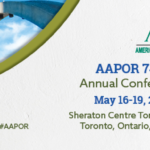 AAPOR Annual Conference 2019