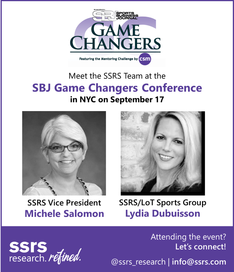 SBJ Game Changers Conference 2019
