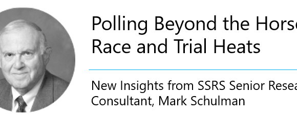 Polling Beyond the Horse Race