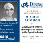 A WOMAN'S WORTH: The Impact of Women in the Sport Industry