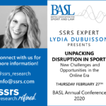 SSRS Expert Lydia Dubuisson Keynote at BASL
