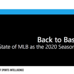 Back to Baseball: The State of MLB as the 2020 Season Begins
