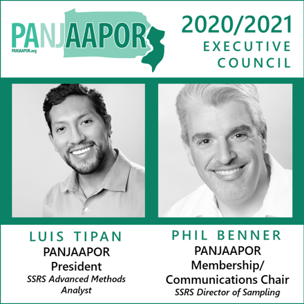 Luis Tipan and Phil Benner Elected to PANJAAPOR Executive Council