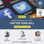 SSRS EVP Jordon Peugh at ISPU's Twitter Town Hall
