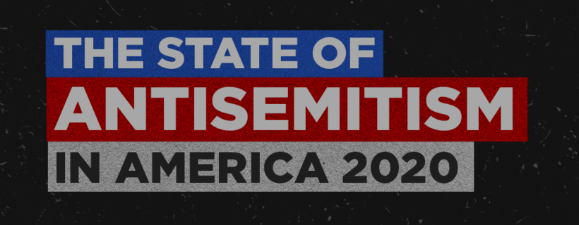 The State of Antisemitism in America 2020