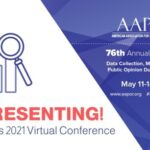 SSRS AAPOR 2021 CONFERENCE SCHEDULE