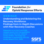 Understanding and Bolstering the Recovery Workforce