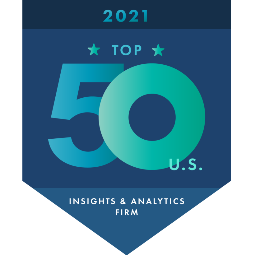 SSRS Makes the 2021 Insights Association Top 50 Report