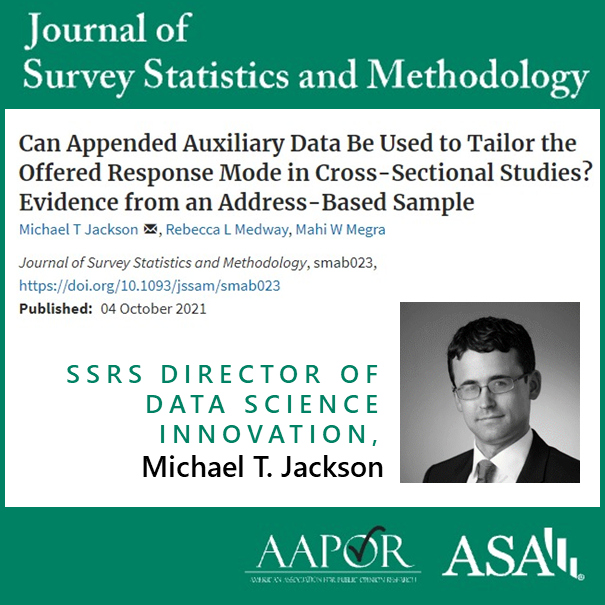 Can Appended Auxiliary Data Be Used to Tailor the Offered Response Mode in Cross-Sectional Studies