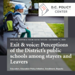 Perceptions of D.C. Public Schools Among Stayers and Leavers